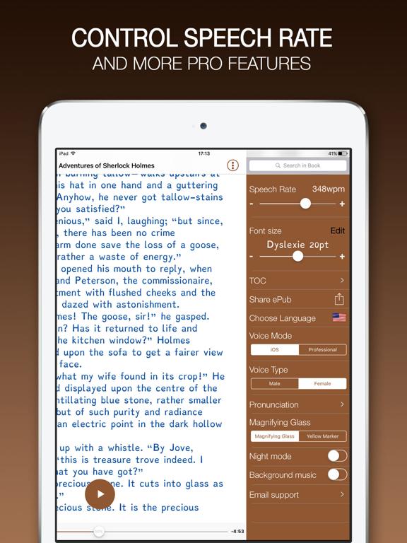 vBookz Audiobooksのおすすめ画像2
