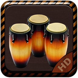 Congas Drum Kit HD