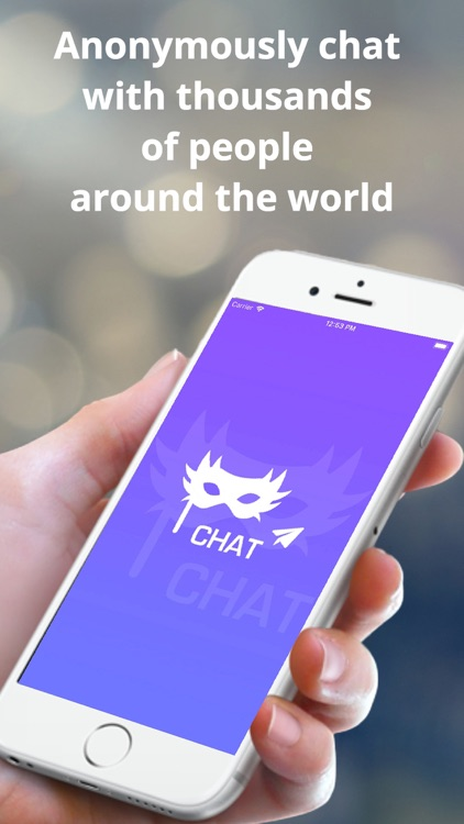 Chat with Stranger 2018