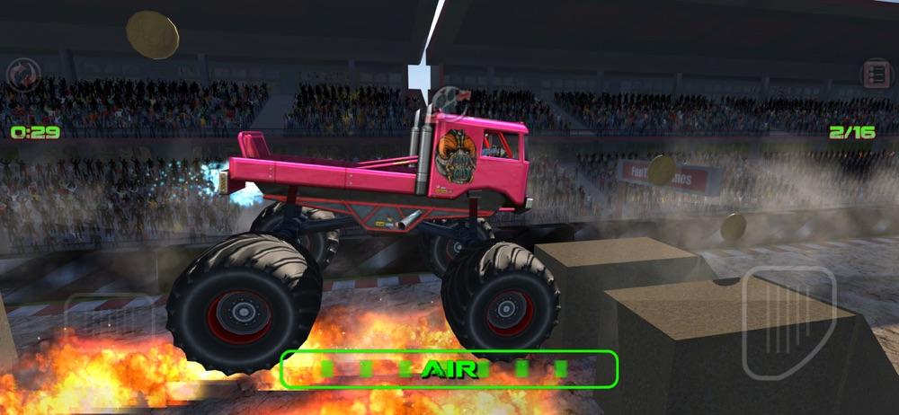 Monster Truck Crushing Power hack tool