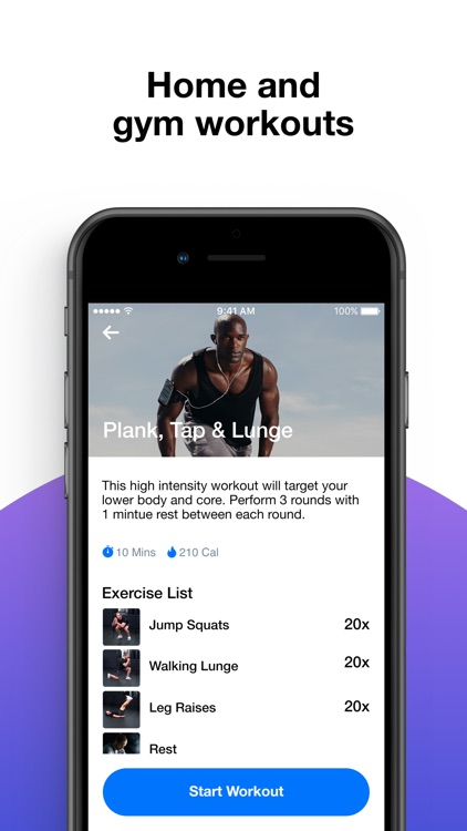 Evolv - Workout Planner