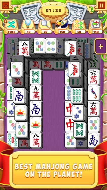 Mahjong Quest - Match Tiles screenshot-0