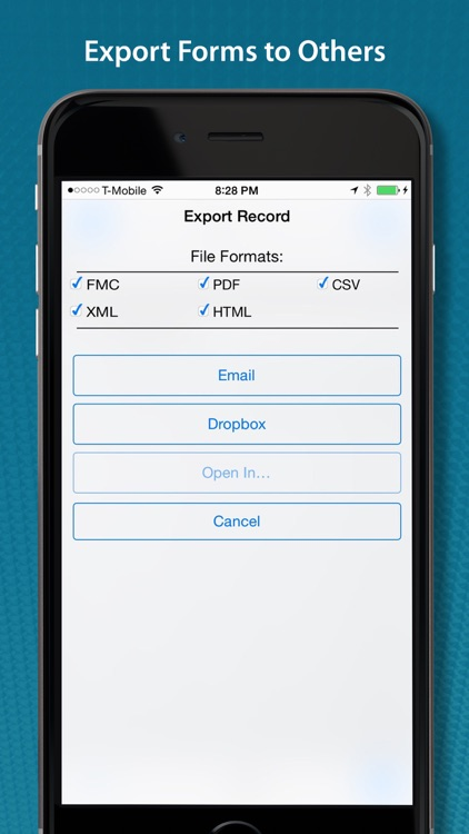 FormConnect screenshot-4