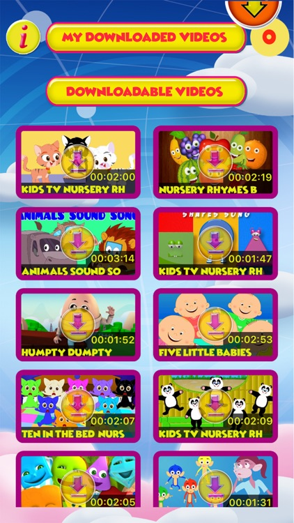 Nursery Rhymes Kingdom screenshot-7