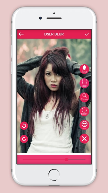 Blur Background : Photo Focus Effect screenshot-3