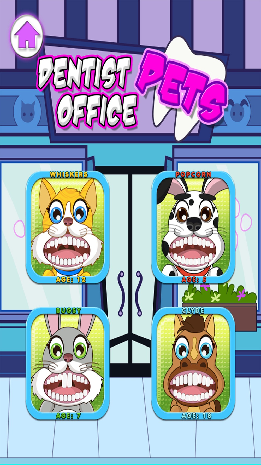 Dentist Office Pets Vet Doctor Cheat Codes