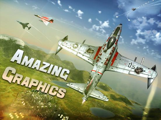 Sky Gamblers: Cold War-ipad-1