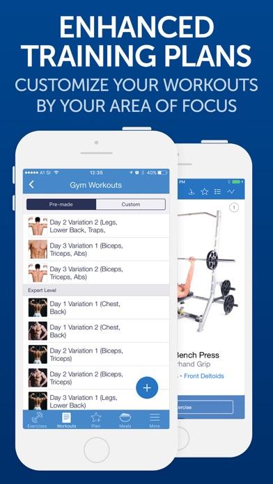 Fitness Buddy+: Gym Workouts screenshot 5