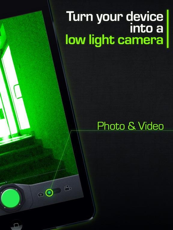 Night Vision Camera Screenshots