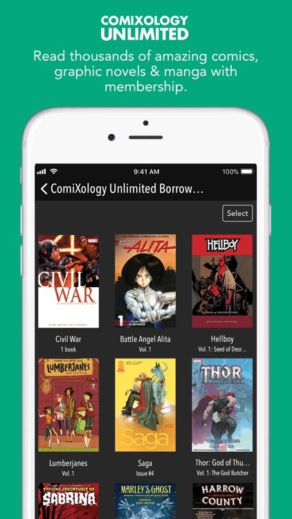 comiXology - Comics & Manga screenshot-4