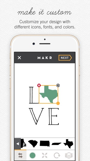 Makr Custom Design Logos On The App Store