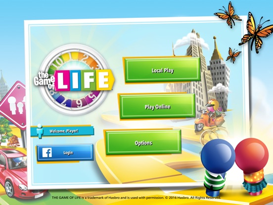 The Game of Life iPad