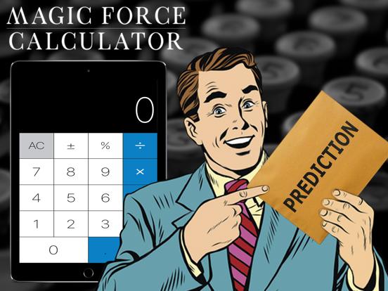 Force Calculator Magic Trick | App Price Drops