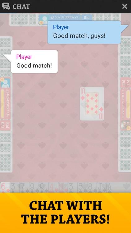 Spades: Card Games screenshot-8