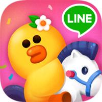 LINE Corporation - LINE POP2 artwork