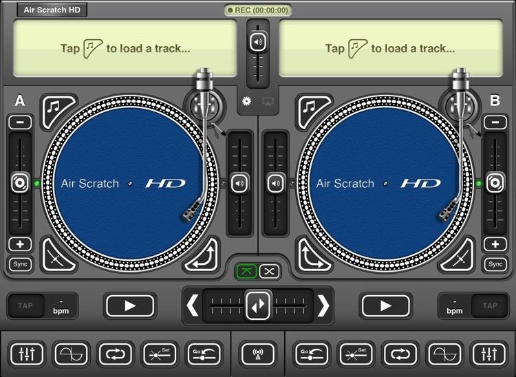 Air Scratch HD screenshot-0