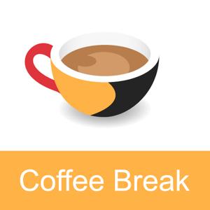 German - Coffee Break audio language course app