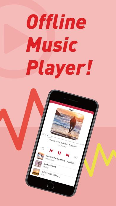 나의 MP3 음악 플레이어: Music Cloud for Windows