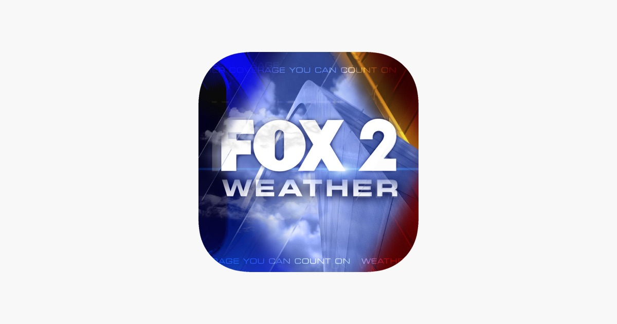 Fox 2 St Louis Weather on