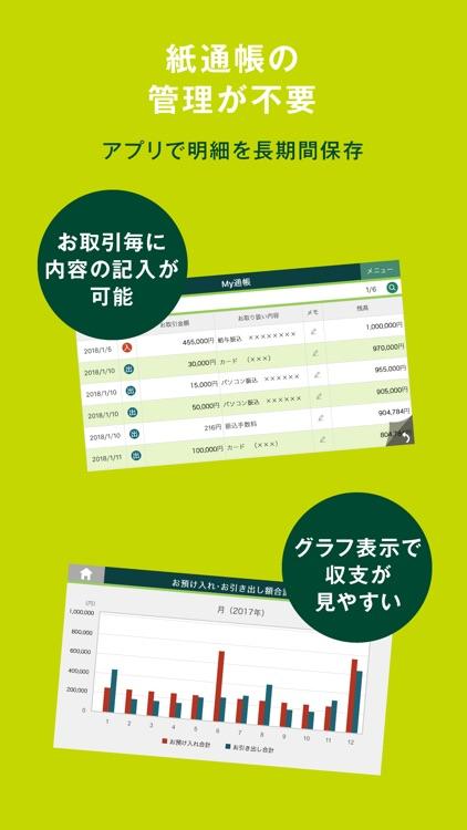 三井住友銀行アプリ screenshot-4