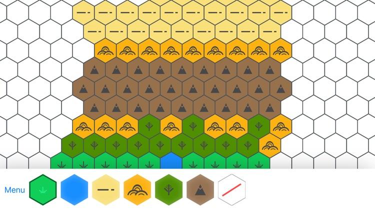 Hex Map Maker screenshot-3