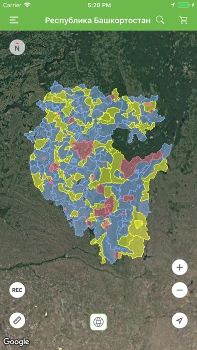 Huntmap - Карта охотника screenshot #2