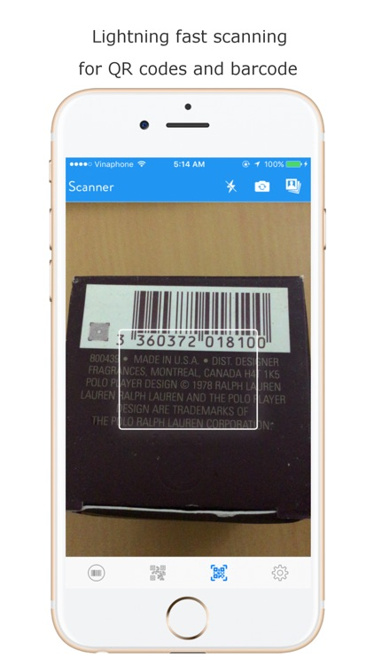 Code Scanner - QR Code Reader & Bar Code Scanner
