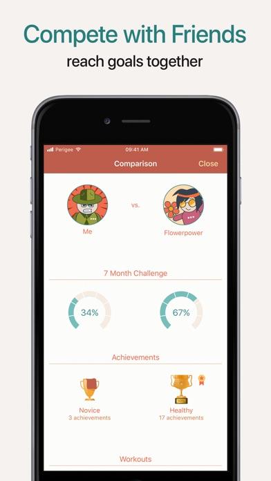 Seven – 7 Minute Workout app image