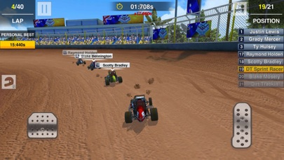 Dirt Trackin Sprint Cars screenshot 5