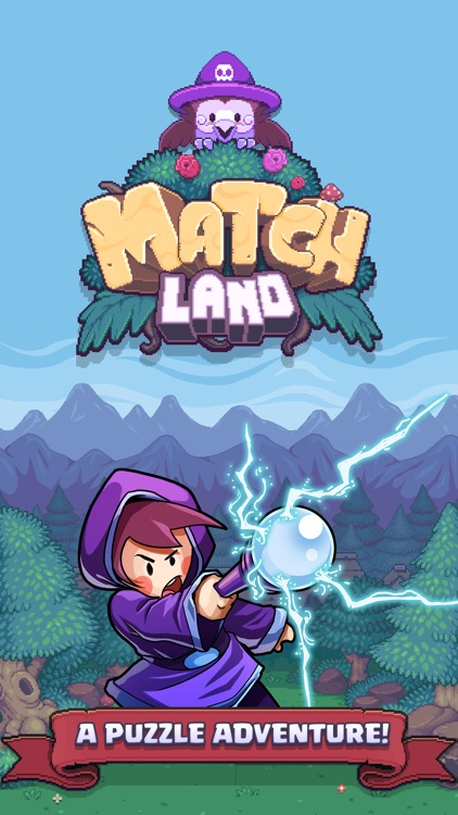 Match Land: Puzzle RPG screenshot-4