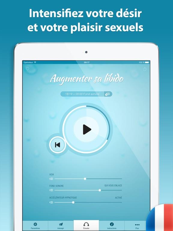 Screenshot #4 pour Augmenter sa libido • Hypnose
