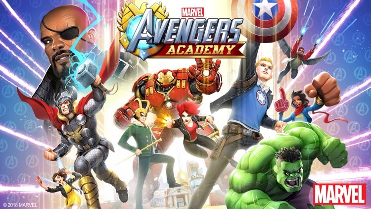 MARVEL Avengers Academy screenshot-0