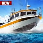 Fishing Boat Simulator 3D icon