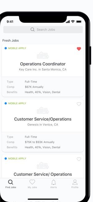 u200eziprecruiter job search on the app store