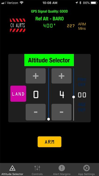 AltitudeAlert Mini