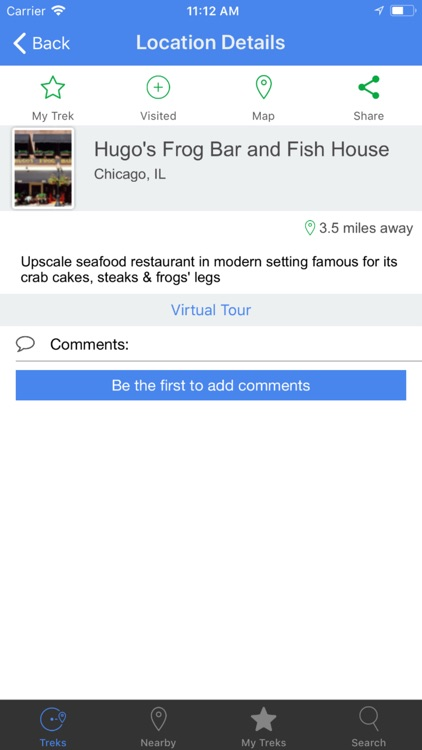 Conventional VR Guide: Chicago screenshot-4