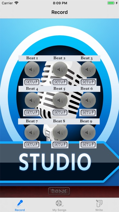 Rap Recording Studio - by Sheila Cosey - Music & Audio Category -  AppGrooves: Get More Out of Life with iPhone & Android Apps