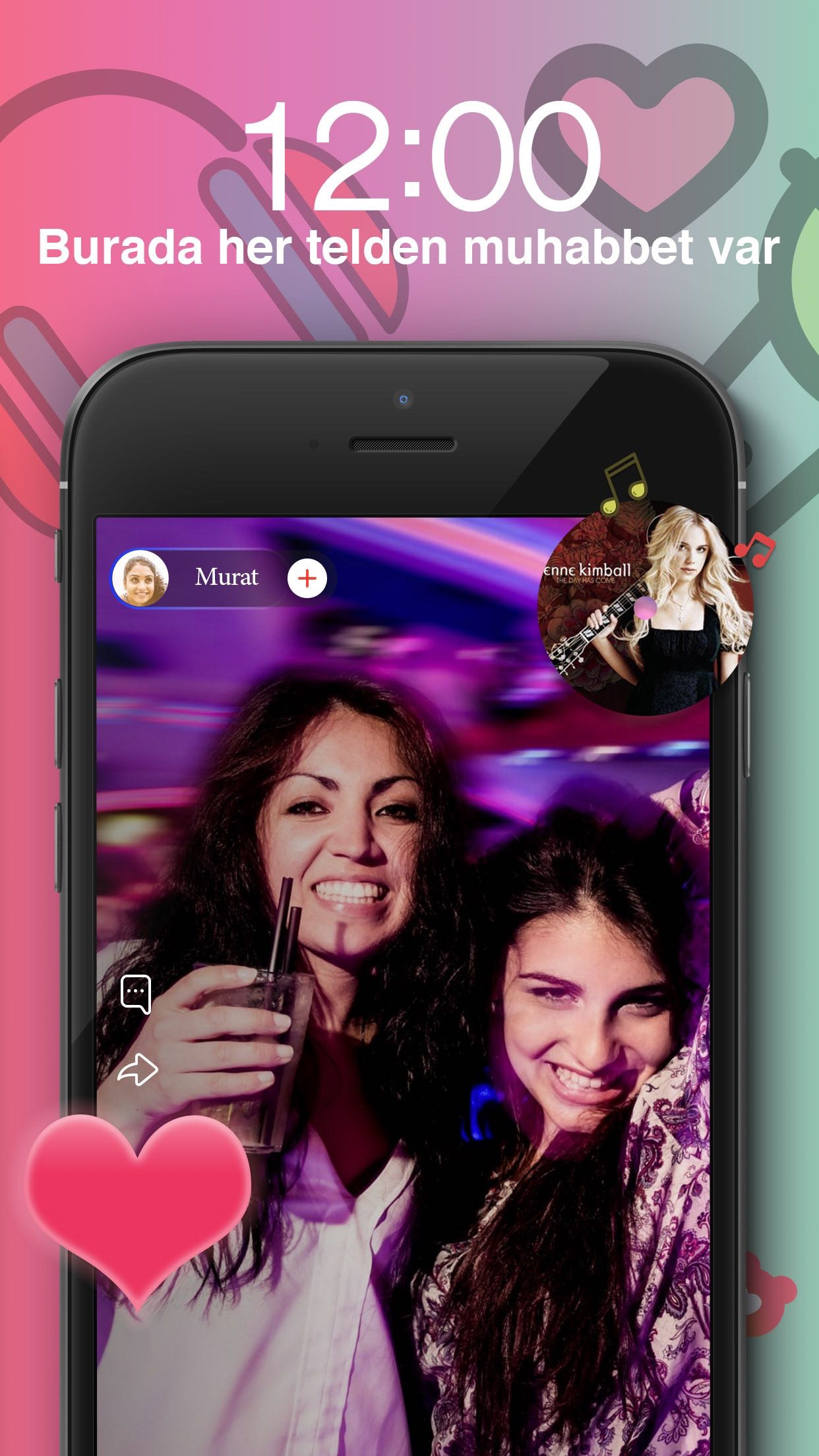 Haahi-Live Stream Video Chat Screenshot