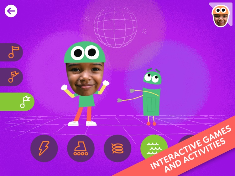 StoryBots - Learning & Fun screenshot-4