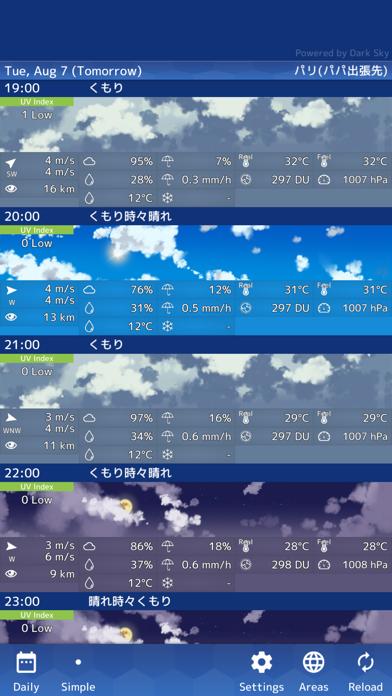 Weather Forecast(World)のおすすめ画像4