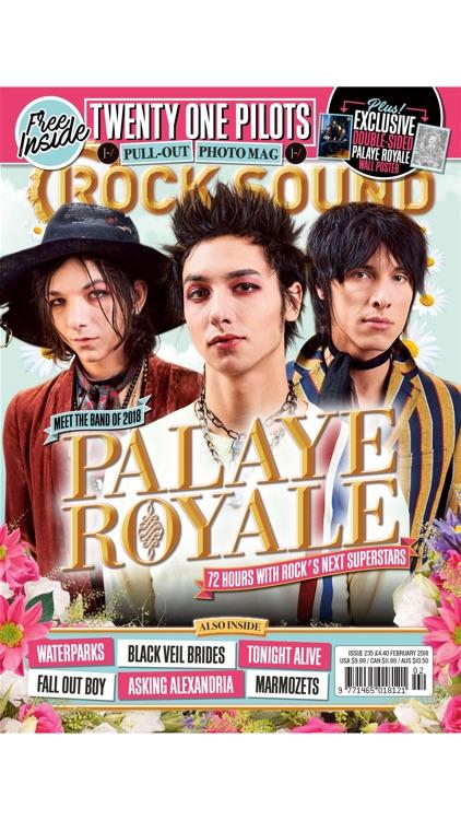 Rock Sound Magazine