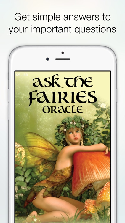 Ask the Fairies Oracle Cards screenshot-0