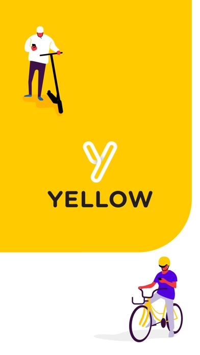 Baixar Yellow - Bicicleta e Patinete para Android