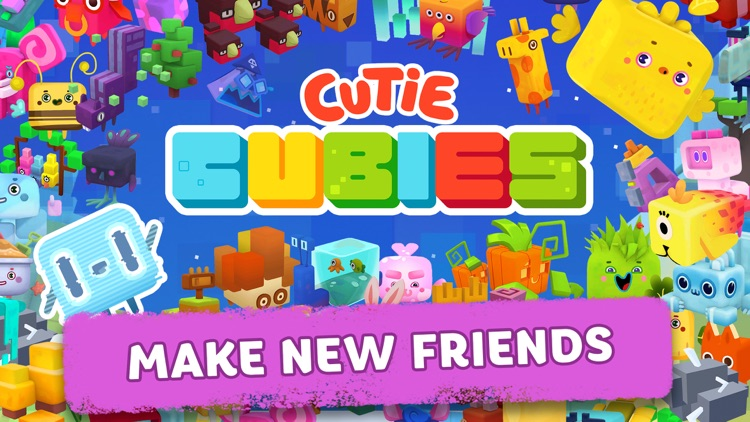 Cutie Cubies screenshot-0