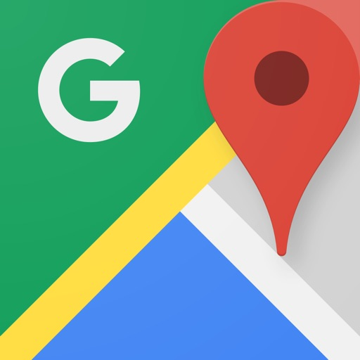 Google Maps - Transit & Food for iPhone