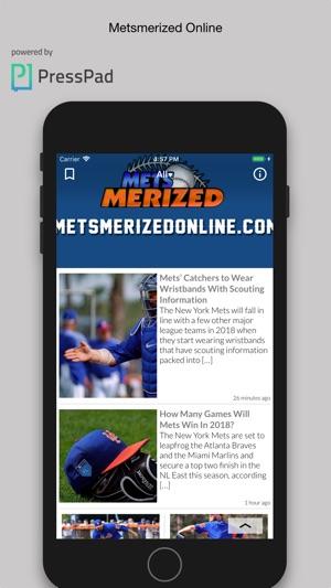 Metsmerized