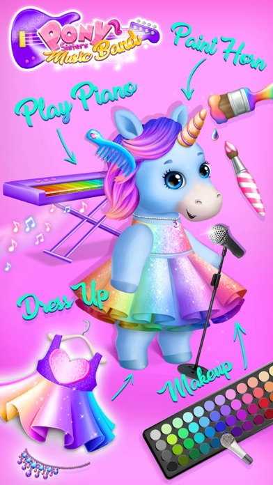 Pony Sisters Pop Music Band screenshot 4