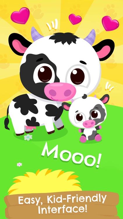 Cute & Tiny Farm Animals screenshot-4