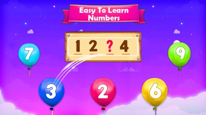 123 Counting & Tracing Numbers screenshot 4