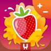 Juicy Math: addition and subtraction (AppStore Link)